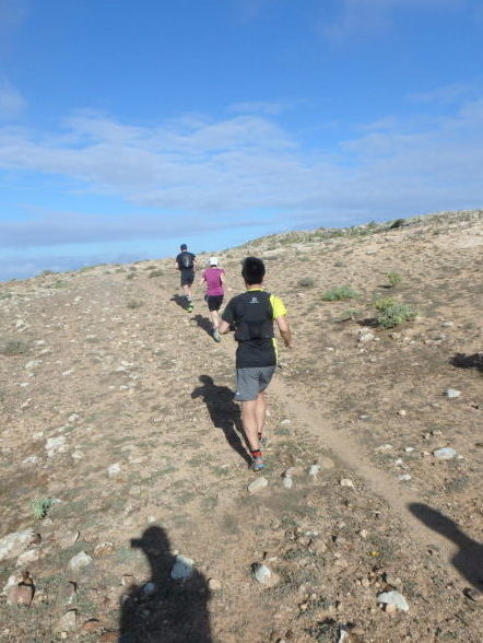 SwimRun Camp Lanzarote 2019 - Foto: SRG laufSinn