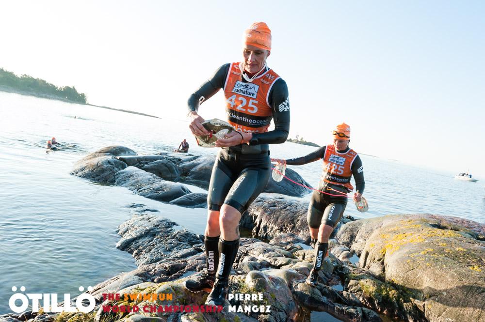 2018 Ötillö SwimRun World Championship - Foto: Pierre Mangez