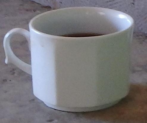 Kaffeetasse - Foto: laufSinn