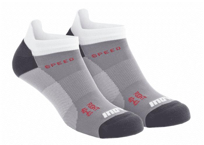 Inov-8 Speed Sock Low white - Foto: inov-8