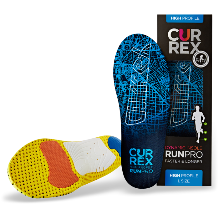 currex sohle Run Pro High 1 - Foto: currex