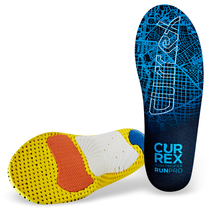 currex sohle Run Pro High 2 - Foto: currex