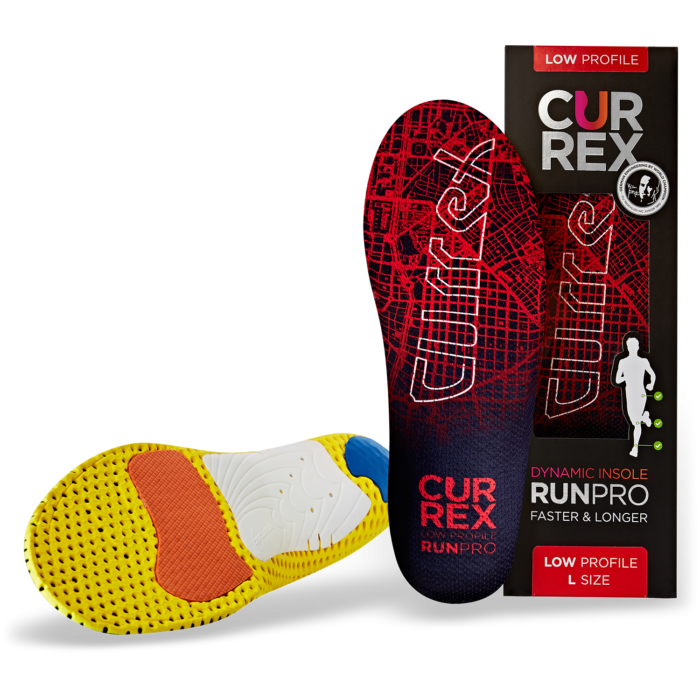 currex sohle Run Pro Low 1 - Foto: currex