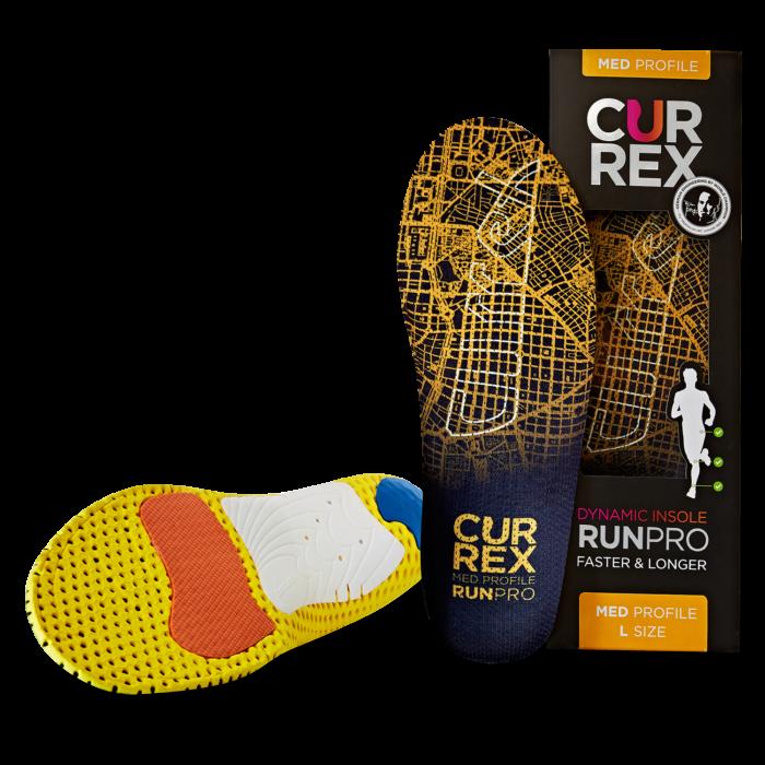 currex sohle Run Pro Med 1 - Foto: currex