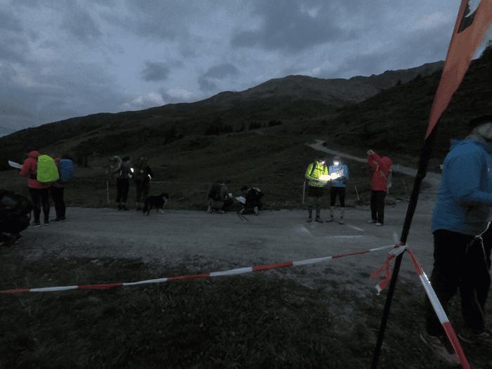 OMM Alps Heidbühl Kartenstudium - Foto: laufSinn