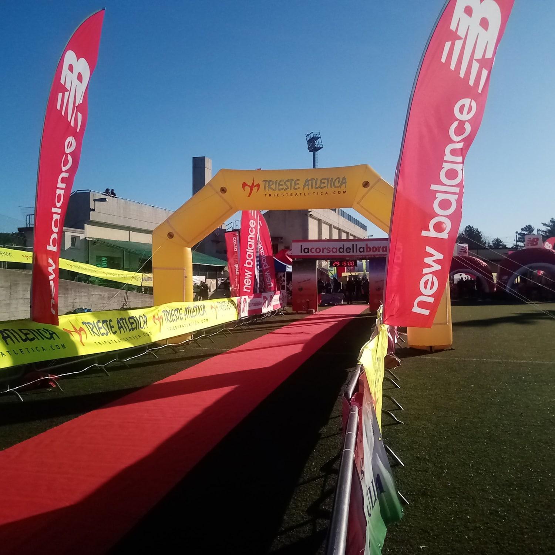 Corsa della Bora Start 16k - Foto: laufSinn
