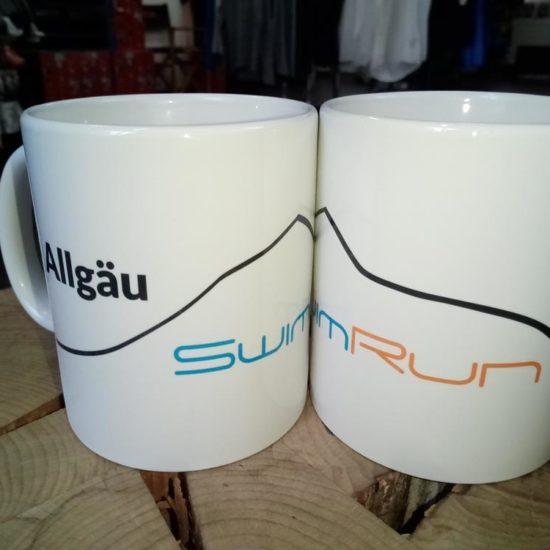 Allgäu SwimRun Tasse