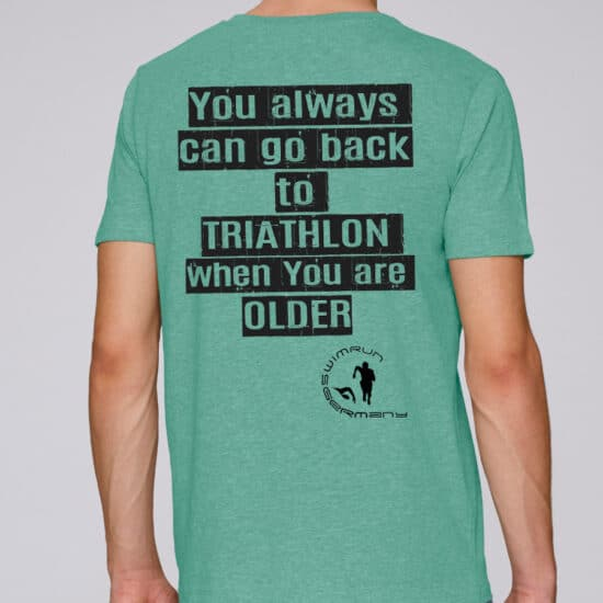 SwimRun Germany Shirt - You always can...