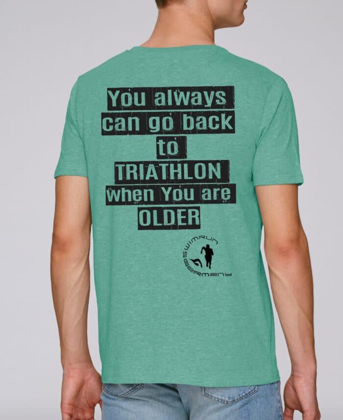 SwimRun Germany Shirt - You always can...