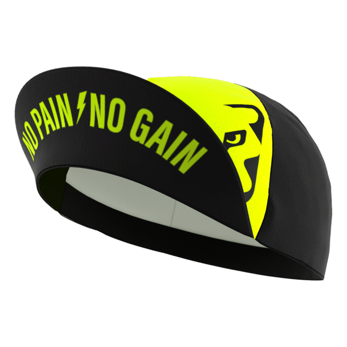 Dynafit Performance Visor Cap neon yellow