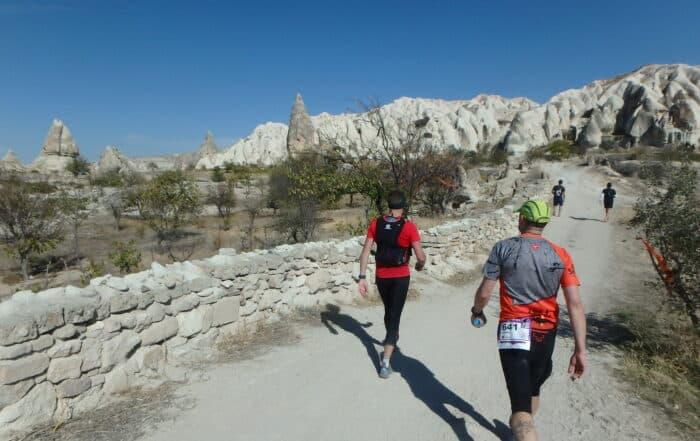 Cappadocia Ultra 2016 Geher