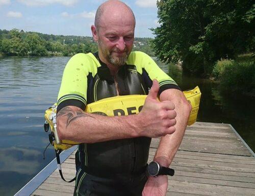 Safetybuoys fürs Freiwasser